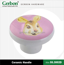 pink rabbit Knobs and Pulls with high quality and lowest price