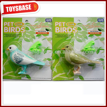 Plastic Flying Bird Toy