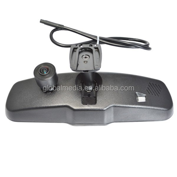 latest 1080p DVR +reversing camera display + anti glare special for Kia Optima from 2012 to 2014