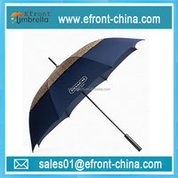 "Air vented brand customized golf umbrella 30"" vented supplier"