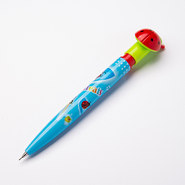 Licheng BP3372 Personalized Quality Small Plastic Mechanical Pencil