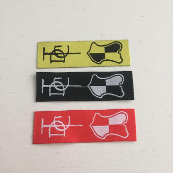 Hot sale! China factory custom high quality popular clothing labels