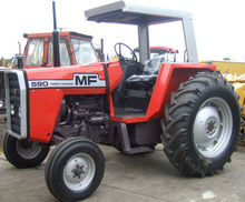Reconditioned Massey Ferguson 590 agricultural tractor