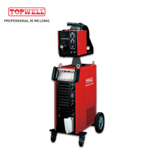 Heavy duty synergic twin pulse mig welder for sale alumig-500cp