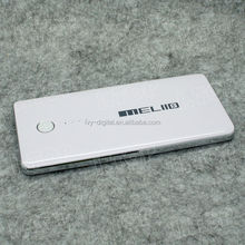 high capacity mobile phone portable power bank charger with ce rohs fcc certification