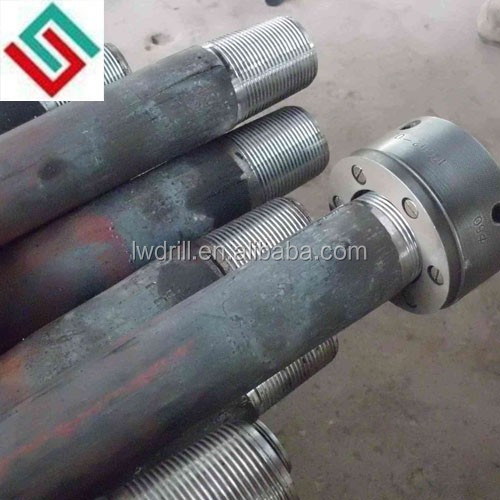 50mm thread drill pipe/drill rod