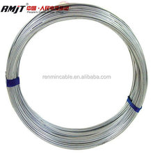 Galvanized steel wire and galvanized steel cable (GSW cable)