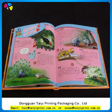 China factory wholesale souvenir book design & printing