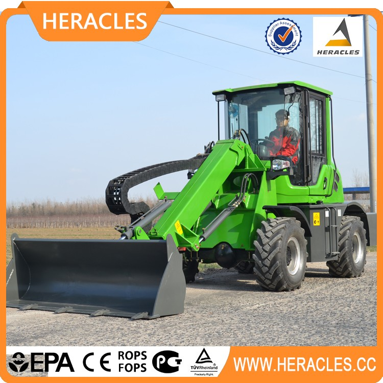 china made cheap price wheel loader ce telescopic loader