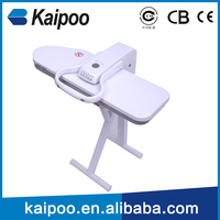 Newest design high quality clothes industrial steam press iron/steam press for garment