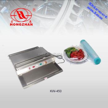 Food, Fruit hand wrapping machine