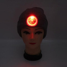 Top Grade Gifts Clubs/Company Logo Accept LED Hats Adult Sizes Promotional Hats