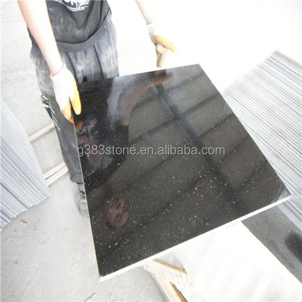 absolut black worktop,absolute black granite edging with high quality