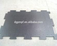 Shock-proof thermal insulation EPP shock pad for artificial grass underlay