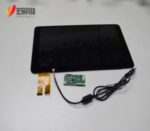 Customize size 101,12.1,13.3,14,15,15.6 inch tft lcd display module with touch screen panel