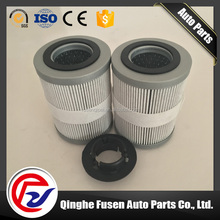 Made in China best quality fiber all kinds of Auto hydraulic oil filter Wholesale