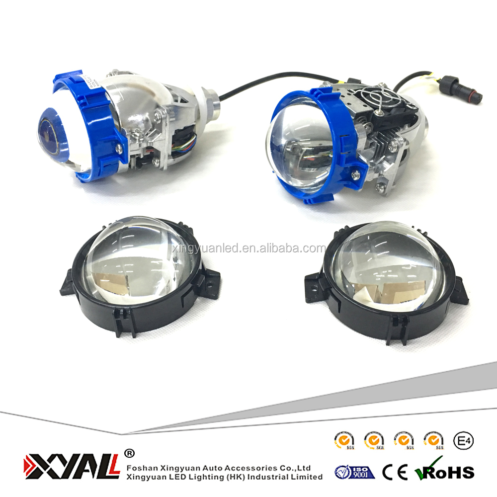 2018 Bi Led Lens Head Light Bulb Skoda Q5 Car Lamp Auto Projector Headlight