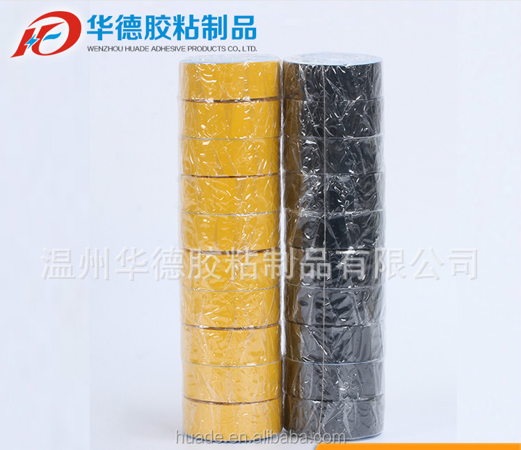 RoHS Approved PVC Electrical Insulation Tape