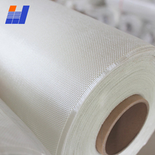 fire resistant e glass fiber woven roving fabric