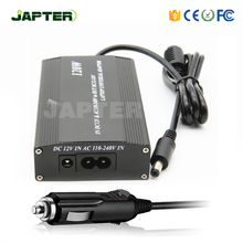 110-240V AC or 12V DC IN Universal external battery charger laptop car charger for laptop and mobile