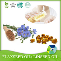 OEM Private Label Natural Flax Seed Oil Hard Capsules, Softgels, Supplement Manufacturer
