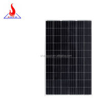 Hot sale 255w mono crystalline pv solar module solar panel with TUV certification