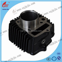 Cylinder Block Motorcycle Spare Parts For C100 Motorcycle Engine Parts
