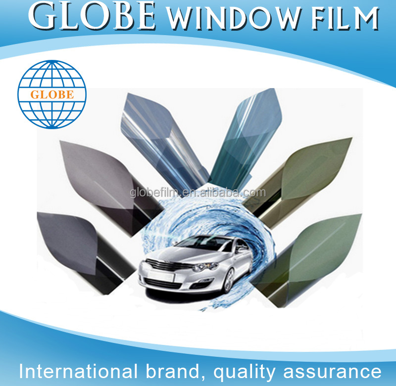 High performance decorative window cling film stained glass window vinyl film