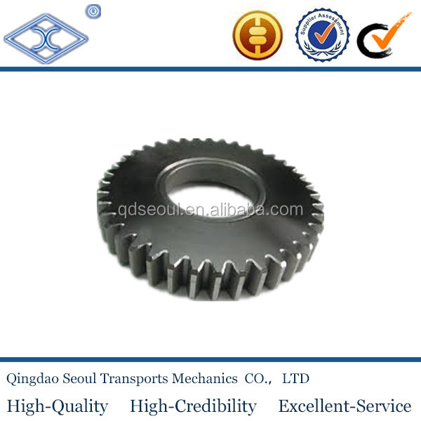 M4 SS4-35 Custom material C45 standard size precision cast iron manual transmission gear