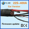 Flier 22S 400A Car version fan cooling brushless ESC with program Box