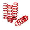 Red Coil Suspension Lowering Spring For