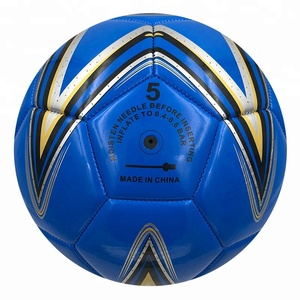 Perfect design Soft PVC Machine Stitched Football balones de futbol soccer  for sale 20d9ead9133df