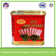 Wholesale china canned meat/fda canned food
