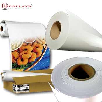 Matte Inkjet Roll Photographic Background Paper For 36 Inch