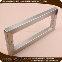 Rectangle Flat Bar 600/800 /1200 MM Door Handle/Pull Entry/Shower/Glass Exterior pull handle gold grade quality