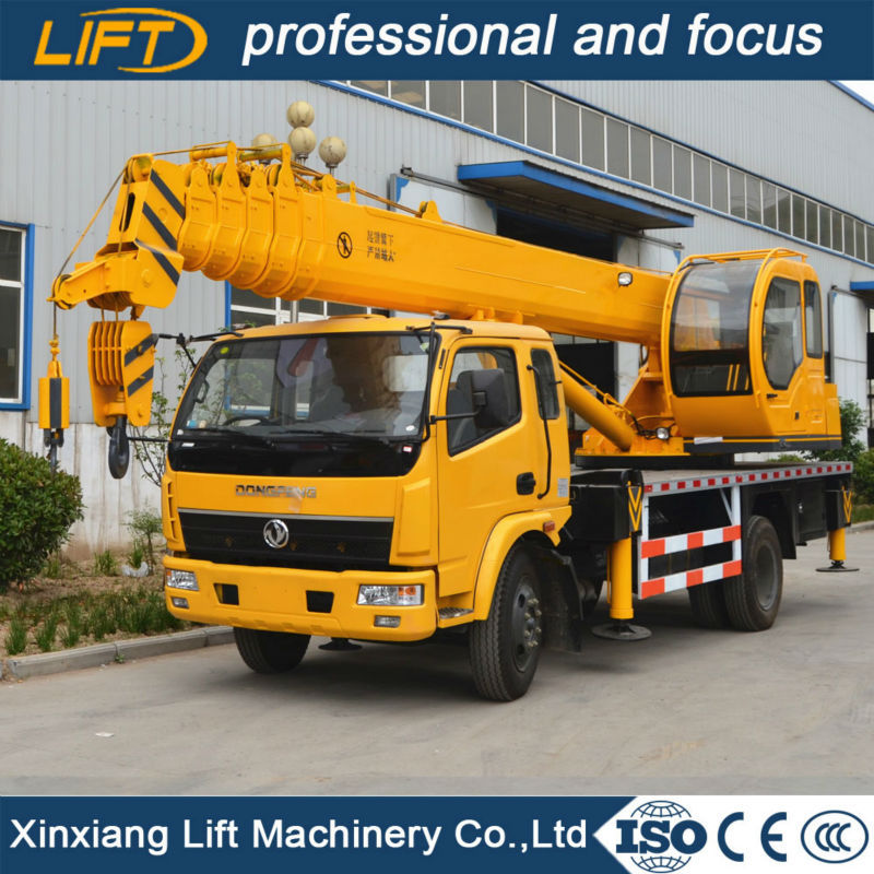 Motor hydraulic 10 ton weight truck cranes with alibaba for Motors used in cranes