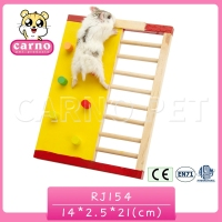 Carno wholesale wooden hamster toy