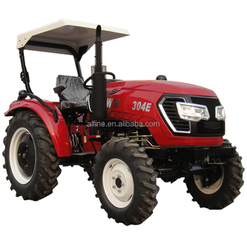 China made factory directly sale farm track tractor price