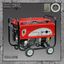 Briggs Stratton 230v/380v cheap china generator price 3.5 kva