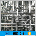High tensile galvanized wire mesh tightlock fencing