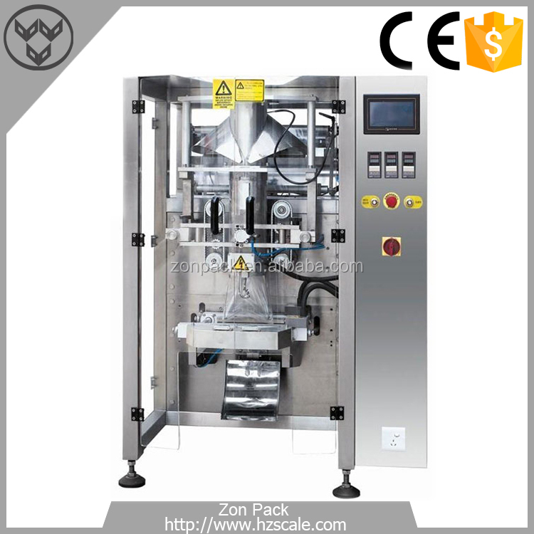 Fresh fruit and vegetable packing machine