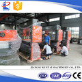 Hydraulic Travel Head Leather cutting machine