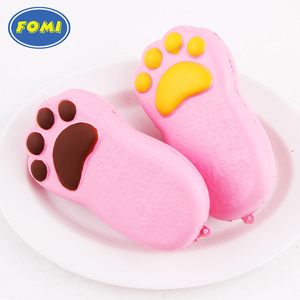 Small plastic animal Foot toys for kids toy