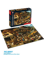 high quality custom jigsaw puzzles 1000 piece puzzles