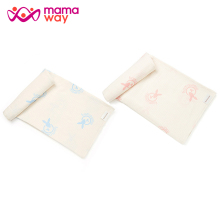Advanced Technology Chitin Cotton Muslin Infant Baby Swaddle Blanket