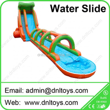 Gaint adult size inflatable water slide for Festival Party