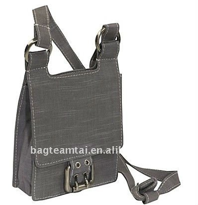 Khadi Cotton shoulder messenger bag