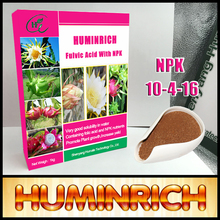 Huminrich NPK Fertilizer For Fruit 45% Amino & Fulvic Acid For Bananas/Pineapple