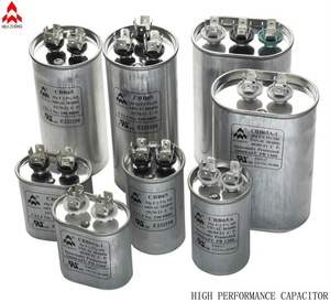 AC Motor Run Capacitor CBB65 with UL.CE.VDE.TUV