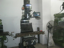 small milling used X2 Taiwan USA milling machine